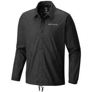 COLUMBIA Men's LMTD IBEX Black Coaches™ Jacket